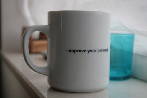 Improve your network | by jepoirrier