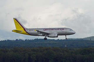 Germanwings Airbus A319-132 D-AGWT | by EK056