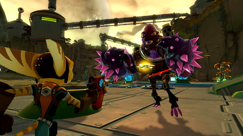 Ratchet & Clank: Full Frontal Assault | by PlayStation.Blog