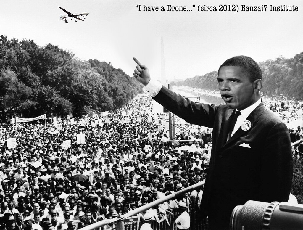 I HAVE A DRONE