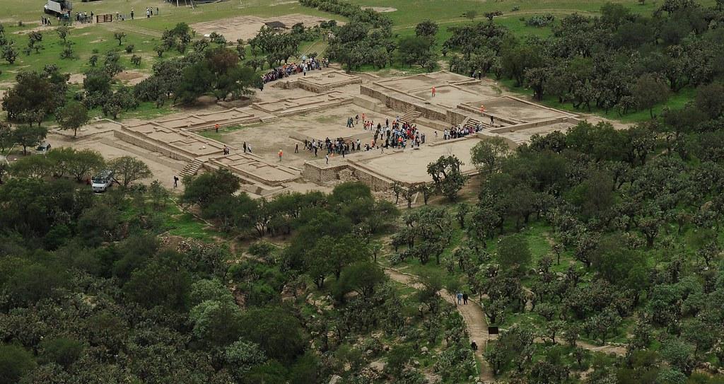 Ocampo Gto Zona Arqueológica De El Cóporo El Cóporo F Flickr