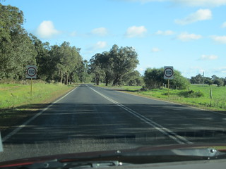 110 on the road to Margaret River | by Daniel Bowen