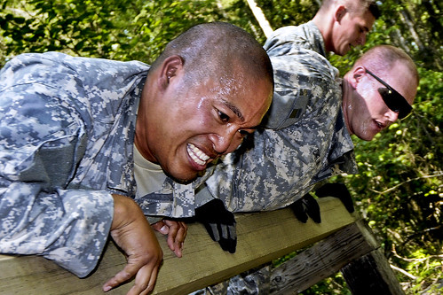 Belly Roll Rigor | by The U.S. Army