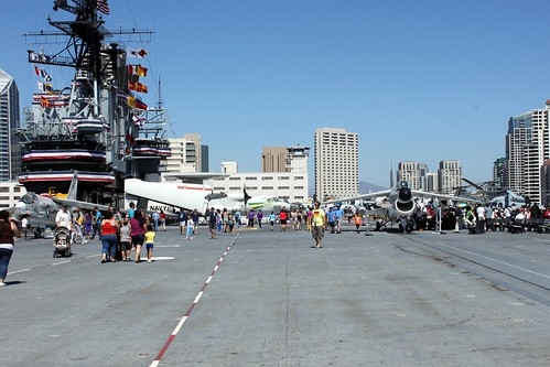 CV 41~ USS Midway Flight Deck | by Prayitno / Thank you for (12 millions +) view