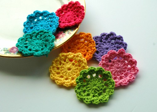 Crochet Mini Doilies | by AnnieDesign
