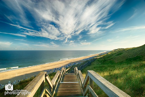 Sylt Beach View | by Chris Renk