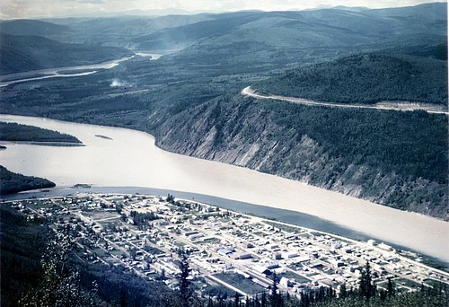 Dawson City - Yukon River - Top of the World Highway (to A ...