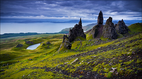 [ ... the old man of storr ] | by D-P Photography