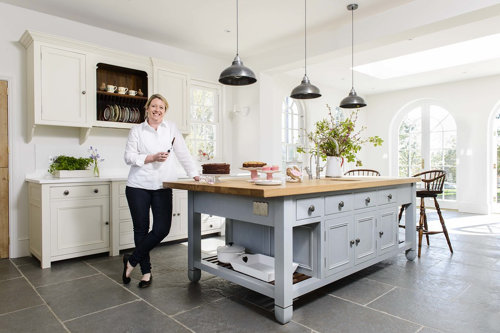 Miranda Gore Browne Chalon Modern Country Kitchen