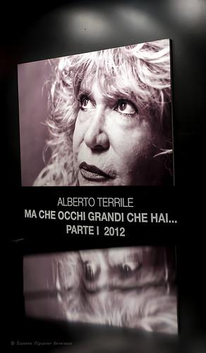 """""""Ma che occhi grandi che hai /2012""""mostra fotografica di Alberto Terrile"""