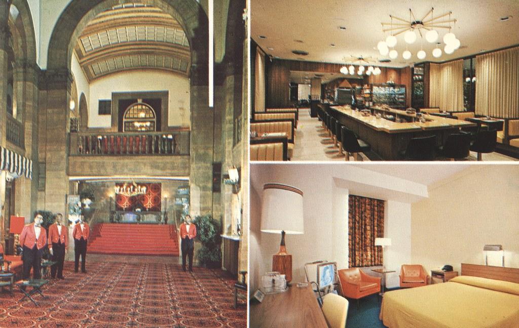 The Midland Hotel - Chicago, Illinois