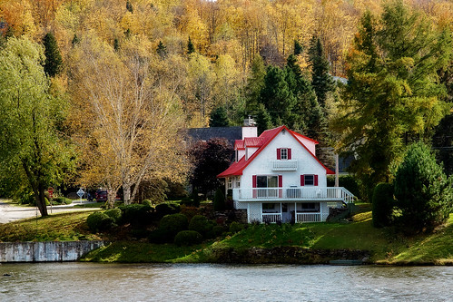 Saint Sauveur in Fall | by Artur Staszewski