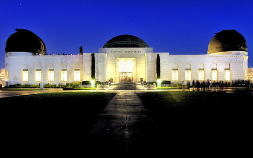 Griffith Observatory @ Night | by edwardconde