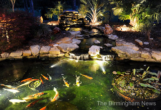 Submersible Lighting | by Outdoor Lighting Perspectives of Birmingham, AL