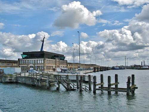 Haven en vismijn port and fish market oostende 29 08 for Johnny s fish market