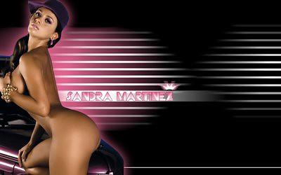 Fotos de calendario 2012 sandra martinez 36