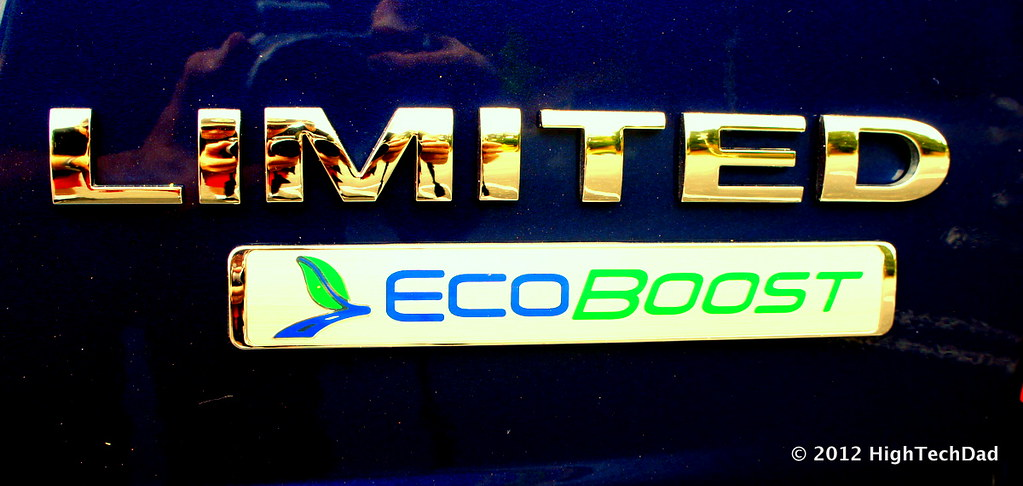 Limited Ecoboost Emblem  Ford Edge By Hightechdad