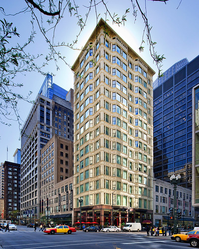 The Reliance Building | Chicago, IL | Burnham & Root | by Pete Sieger
