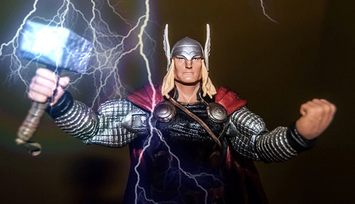 The Mighty Thor | by misterperturbed