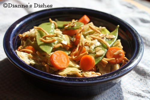 Asian Peanut Salad