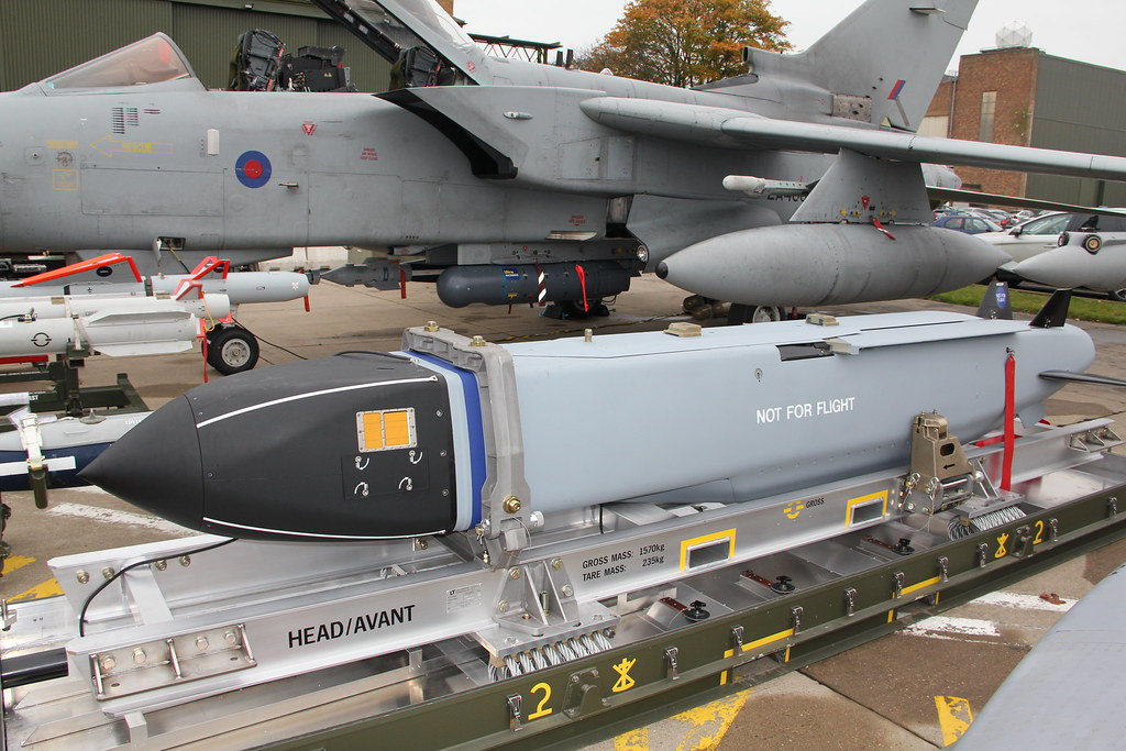 Storm Shadow Guided Missile By Jerry Gunner