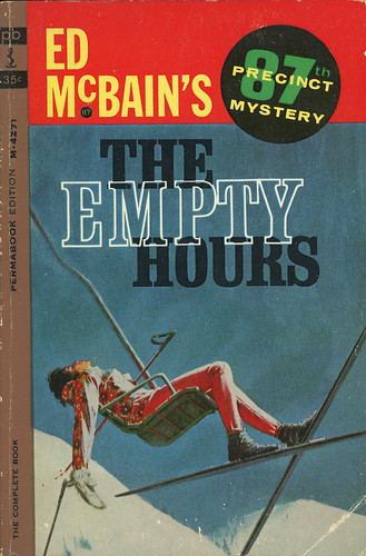Perma Books M-4271 - Ed McBain - The Empty Hours | by swallace99