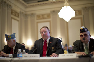 Paralyzed Veterans President Testifies at Congressional Vet Affairs Cmte March 22, 2012 | by Paralyzed Veterans of America