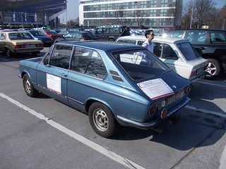 BMW 1802 Touring 1974 -2- | by Zappadong