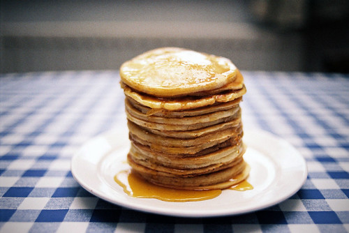 sourdough pancakes | by East Bristol Bakery