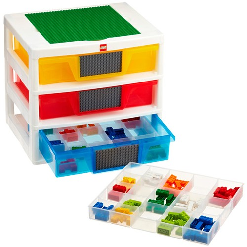 ... Official LEGO Storage Drawers | by RS 1990  sc 1 st  Flickr & Official LEGO Storage Drawers | Iris brand organizers for stu2026 | Flickr