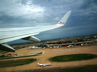 Aerial Picture DFW airport | by WasifMalik