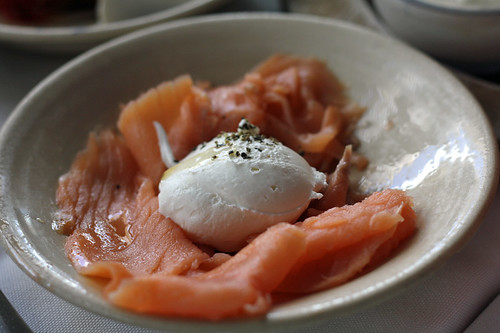 smoked salmon | by David Lebovitz