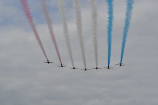 Red Arrows | by Ian is here