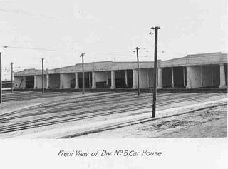 Division 5 Front View of Car House | by Metro Transportation Library and Archive