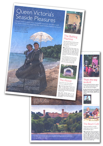 Isle of Wight County Press - Osborne Feature | by s0ulsurfing
