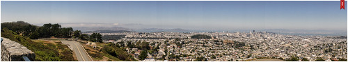 San Francisco Twin Peaks Panorama | by FOXTROT|ROMEO