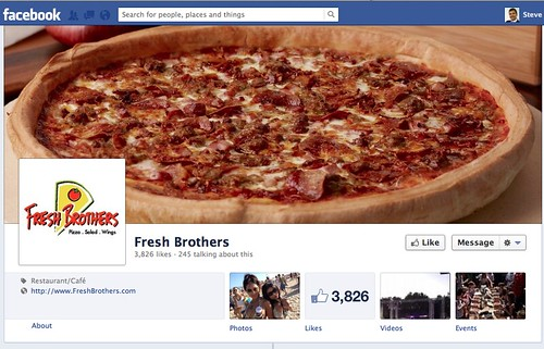 how to make a great facebook business page