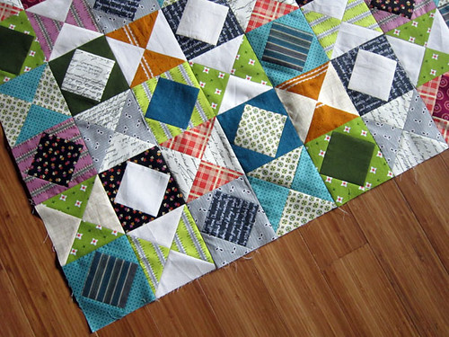 Value Added quilt tutorial | by StitchedInColor