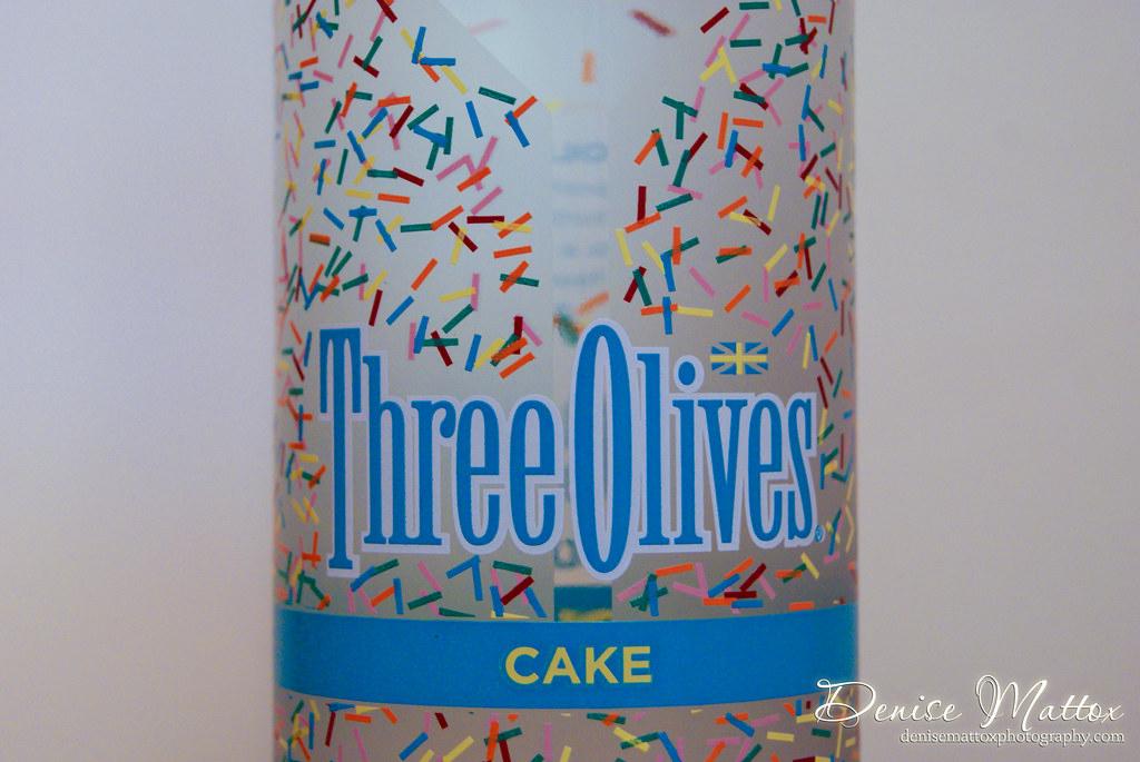 Cake Vodka Who needs a birthday cake when cakeflavored vo Flickr