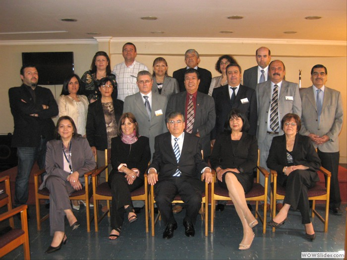 ANEC realiza Ampliado Nacional - 16 Noviembre 2012