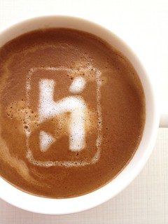 Today's latte, heroku. | by yukop