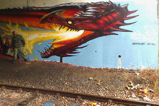 Dragon Breath.  Painted by brave1   April 2012 | by brave one