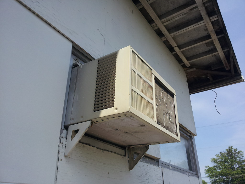 Philco Ford Noiseless Left Side Air Conditione Flickr Conditioning Systems By The Conditioner Guy