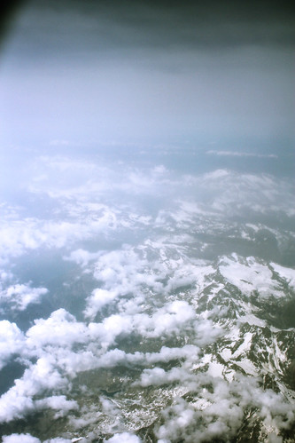 flying over mountains | by Anya Kubilus