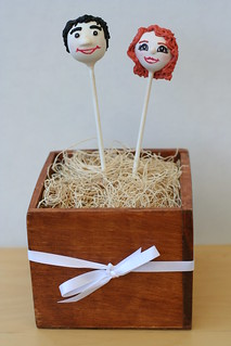 Couple Cake Pops | by Sweet Lauren Cakes