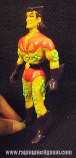Captain Planet - Captain Pollution by Kenner | by Raging Nerdgasm