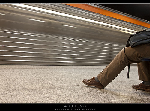 Waiting | by Yannis_H