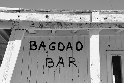 bagdad bar | by cyberjani