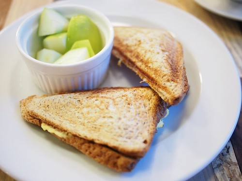 Toasties. Kith Cafe at Park Mall | by P Pilgrim