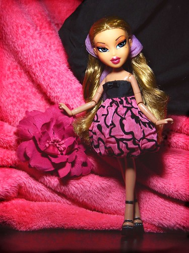 "Bratz Next Top Model cycle 2: ""Toned"" - Mariposa 